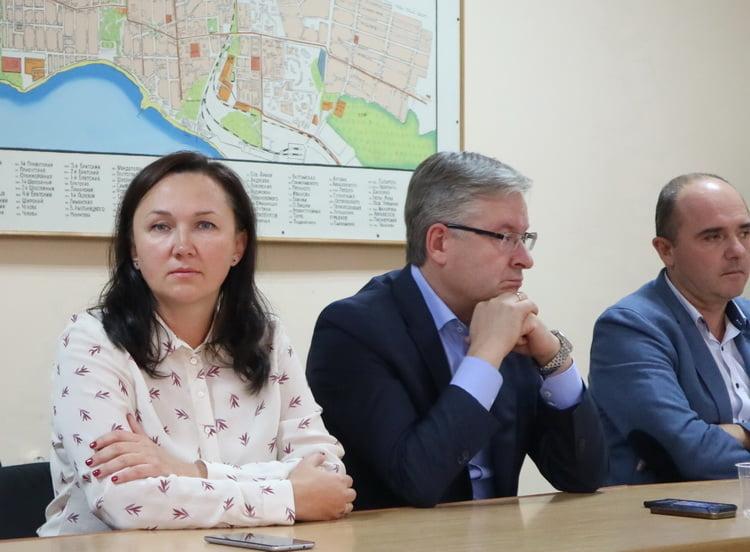 Горбенко, Дуденко и Кузнецов