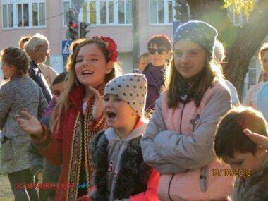 """""""Навкруги лунає спів: ми - нащадки козаків!"""" У Корабельному районі Миколаєва відбулося святкування Покрови (Відео)"""