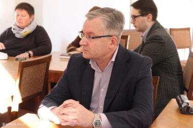 Борис Дуденко (октябрь 2018 г.)