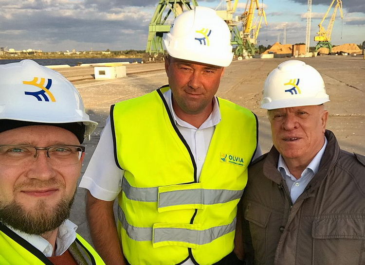 Photo of Компанія «Нібулон» зацікавлена в проекті концесії порту «Ольвія»