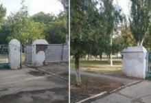 Photo of При мэрстве Сенкевича уже 2-й раз выделяют миллионы на ремонт школьного забора в Корабельном районе