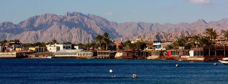 Устали работать? ТОП 3 курортов Египта, где любят отдыхать украинцы