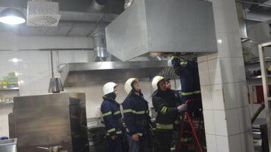 Спасатели оперативно потушили пожар в николаевском ресторане «Мафия» | Корабелов.ИНФО
