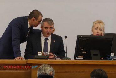 Федор Панченко, Александр Сенкевич и Татьяна Казакова