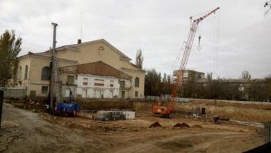 «Реконструкція» палацу культури «Молодіжний»