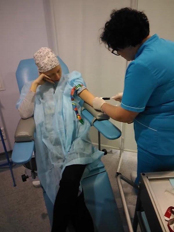 Жители Николаева просят помочь их дочери Даше, которая борется с раком печени