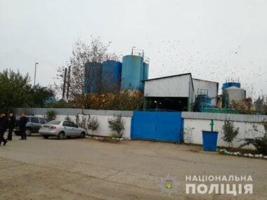 Грабители ворвались на маслозавод на Николаевщине, избили работников и украли больше 200 тыс грн
