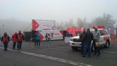 В Николаеве перекрыли центральные улицы из-за Международного забега | Корабелов.ИНФО