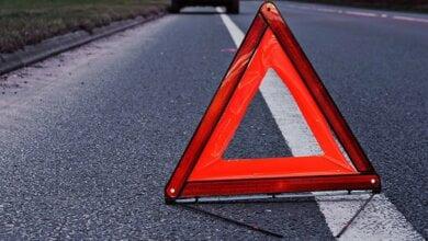 Полиция не может установить личность пьяного велосипедиста, которого в Витовском районе сбила машина | Корабелов.ИНФО