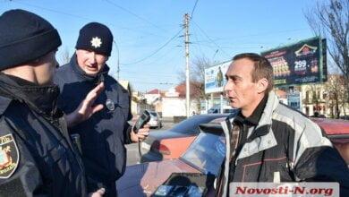 В Николаеве пьяный водитель на «Жигулях» совершил 2 ДТП и пытался скрыться | Корабелов.ИНФО