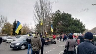 митинг «евробляхеров»