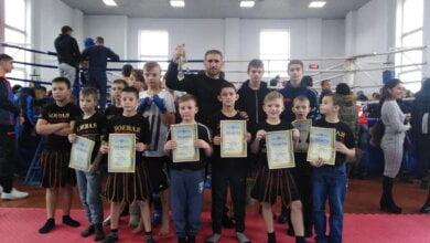 14 медалей чемпионата Николаевской области по кикбоксингу завоевали спортсмены из Корабельного района   Корабелов.ИНФО