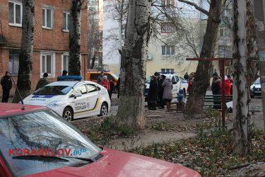 неизвестныц сообщил о заминировании общежития