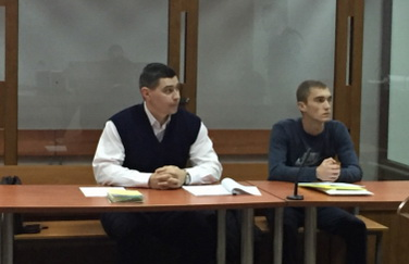 """адвокат Свидзинский и """"взрыватель банкоматов"""" Савченко"""