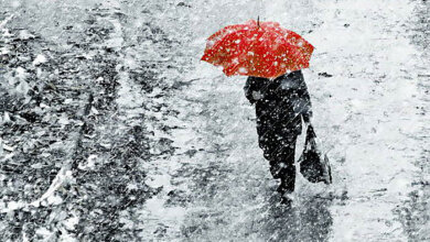 дождь со снегом