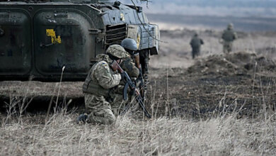 3 ноября боевики 20 раз обстреливали позиции ВСУ на Донбассе, трое украинских военных ранены | Корабелов.ИНФО
