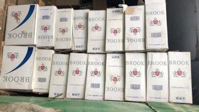 450 000 пачек контрафактных сигарет изъяли в Николаевских киосках и складах   Корабелов.ИНФО image 5