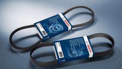 Приводные ремни Bosch