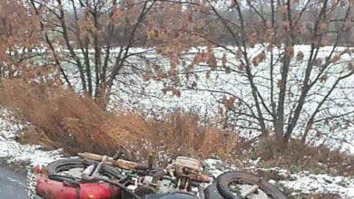 После столкновения с автомобилем в Николаевской области погиб мотоциклист | Корабелов.ИНФО