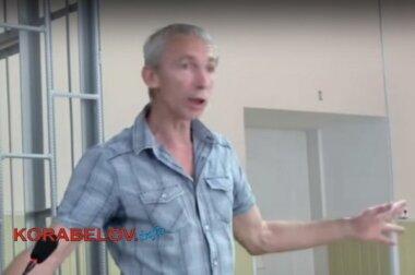 Евгений Базулько в суде