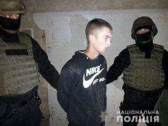 участник банды, взорвавшей банкомат в Корабельном районе
