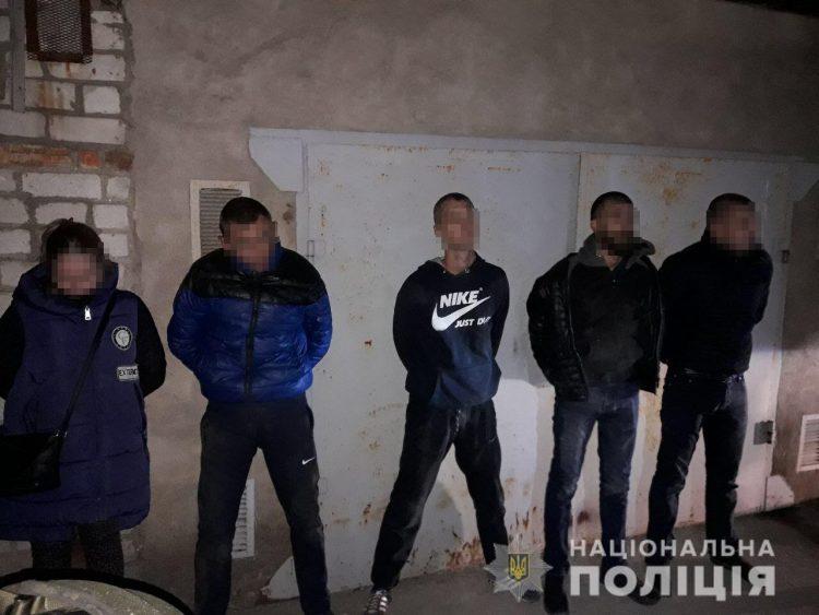 банда, взорвавшая банкомат в Корабельном районе