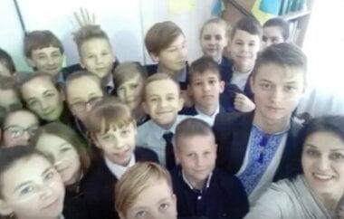 гимназисты из Корабельного района