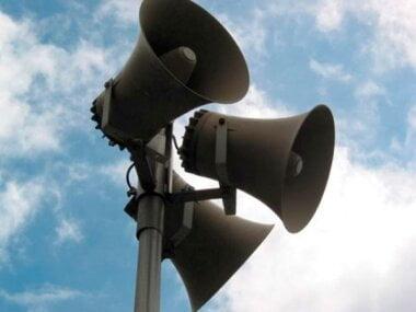 «Будут работать сирены», - сегодня в Николаеве проверяют систему централизованного оповещения