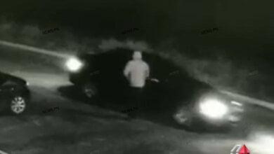В Николаеве неизвестные ночью угнали «BMW» на еврономерах (видео)   Корабелов.ИНФО