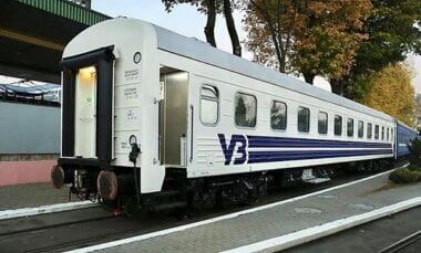 «Укрзализныця» добавит в поезд «Николаев – Киев» новые вагоны с нормальными туалетами