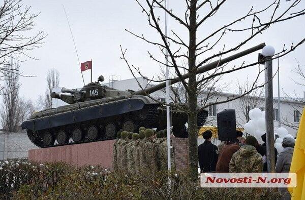 «Чествование памяти воинов – наша святая обязанность», - в Николаеве торжественно открыли памятник танкистам   Корабелов.ИНФО image 9