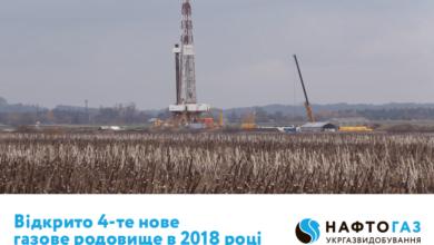 В Україні відкрили нове родовище із 400 млн кубометрів газу | Корабелов.ИНФО