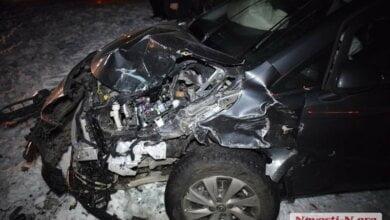 Под Николаевом лоб в лоб столкнулись «Опель» и «Нива» — пострадал пятимесячный ребёнок   Корабелов.ИНФО image 2