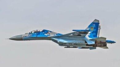 В Украине разбился еще один истребитель Су-27   Корабелов.ИНФО