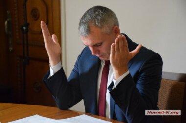 Сенкевич созывает сессию — обсудить один пункт в бюджете Николаева