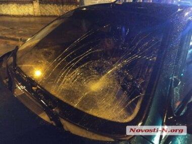В Николаеве за один вечер произошли аварии, в которых сбили трех женщин