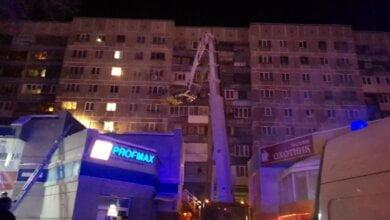 Photo of В России в результате взрыва обрушился подъезд: 3 погибших, судьба 79 жильцов не известна