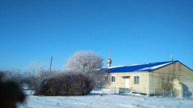 Храм Успіння Пресвятої Богородиці с. Степового