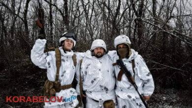 защитники Украины