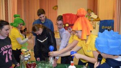 Photo of «Фиксики» из Молодёжной Организации «Ольвия» навестили особенных детей с «Программой Научных Экспериментов»