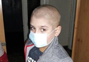 Мальчику Вите из Корабельного района срочно нужна помощь – его жизнь зависит от дорогостоящей операции
