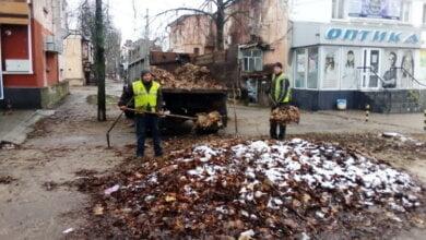 Photo of На уборку опавших листьев и веток в Корабельном районе в 2021 году направят 2 млн грн