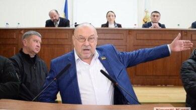 Депутат Николаевского облсовета заявил, что в руководстве облгосадминистрации работают «фашисты»   Корабелов.ИНФО