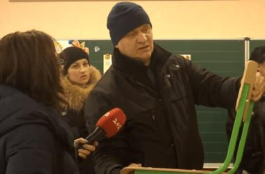 В одной из школ Николаевской области дети отравились испарениями от токсичных новых парт (ВИДЕО)   Корабелов.ИНФО