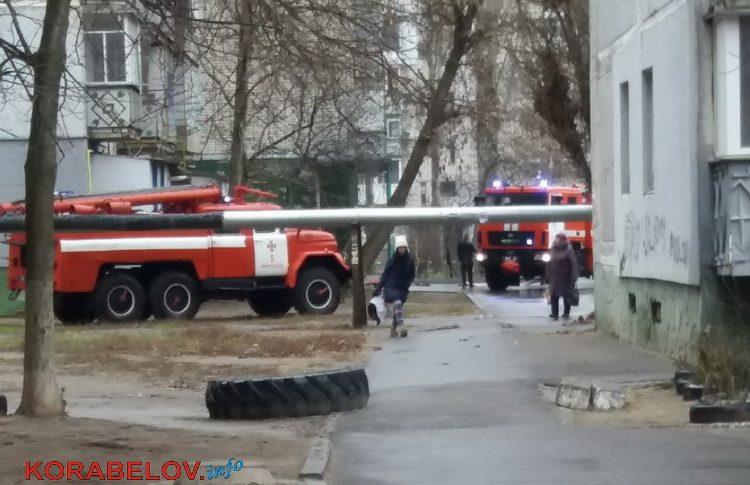 Photo of Бездомный в Корабельном районе устроил пожар в подвале многоэтажки