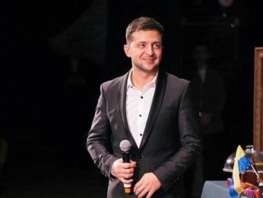 Шоумен Зеленский заявил, что будет баллотироваться в Президенты Украины (видео)