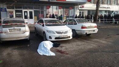 Photo of В Николаеве возле здания районного суда произошла стрельба – погибли женщина и мужчина (ВИДЕО)
