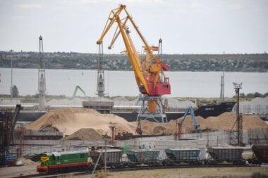 Николаевские порты - на втором месте в Украине по объему перевалки грузов в 2018 г.