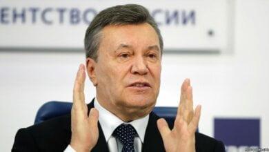 Photo of Януковича засудили до 13 років ув'язнення в справі про державну зраду