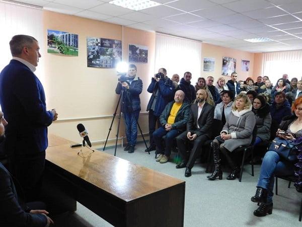 «Работать будет еще сложнее, чем в 2018 году», - Сенкевич представил нового директора ДЖКХ Николаева